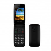 Cellulare TLF-SILENO 41N FLIP GSM nero 300141BK