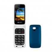 Cellulare TLF-SILENO 41N FLIP GSM blu 300141CB