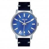 Smartwatch Synq Time argento/blu HELSWTSL05SB