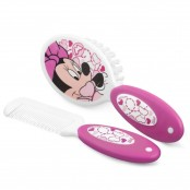 Set spazzola e pettine Minnie