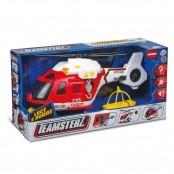 Elicottero dei vigili del fuoco luci e suoni Teamsterz