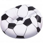 Pouf gonfiabile calcio