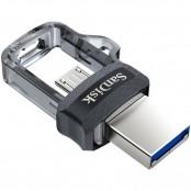 Chiavetta USB 3.0/micro USB 16 GB Ultra Dual M3.0...
