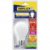 Lampadina LED Stripes Retrofit A60 goccia E27 8W 2700K A+