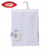 Asciugamano ospite 40x60 cm bianco