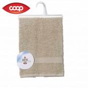 Asciugamano ospite 40x60 cm ecrù