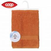 Asciugamano ospite 40x60 cm arancione
