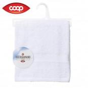 Asciugamano 60x100 cm bianco