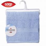 Asciugamano 60x100 cm azzurro