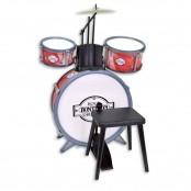 Batteria Rock Drummer 4 elementi