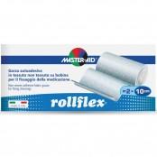 Garza adesiva Rollflex 10 cm x 2 m