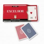 Carte da gioco Ramino Excelsior