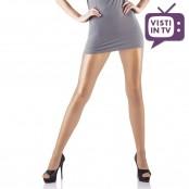 Collant Dura Sheer Nudo S/M
