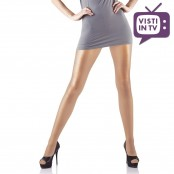 Collant Dura Sheer Nudo L/XL