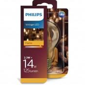 Lampadina LED Vintage Gold E27 2,3W A+