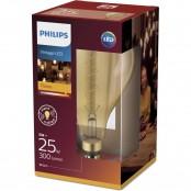 Lampadina LED Vintage Gold G200 E27 5W A