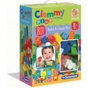 Clemmy Plus Build & Create Box 80 pz.