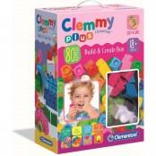 Clemmy Plus Build & Create Box 80 80 pz.