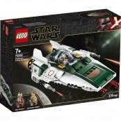 Star Wars A-Wing Starfighter della Resistenza 75248