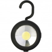 Lampada portatile tascabile Ultra LED COB 3W 160lm compact...