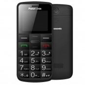 Cellulare Dual Sim GSM nero KX-TU110EXB