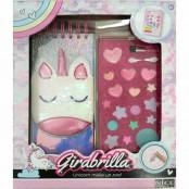 Girabrilla Unicorn Make-up Pad