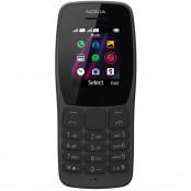 Cellulare Nokia 110 Dual Sim GSM nero 16NKLB01A06