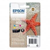 Cartuccia originale 603 Multipack confezione da 3 colori...