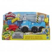 Play-Doh Wheels Playset Autocarro Betoniera