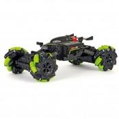 Drift Buggy R/C bidirezionale nero/verde