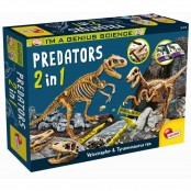 I'm a Genius Predators 2 in 1