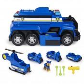 Mega Camion della Polizia 5in1 di Chase con luci e suoni