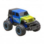 RC Monster Truck Destroyer blu/giallo