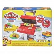 Playset Play-Doh Kitchen Creations Barbecue