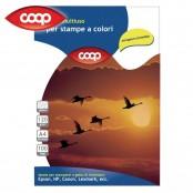 Carta multiuso per stampe a colori, 100 fogli, opaca