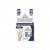 Braccialetto P6 Nausea Control Sea Band Adulti -...