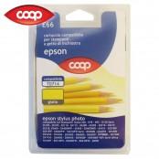 Cartuccia giallo E66 compatibile Epson TO714