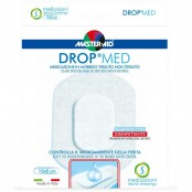 Medicazioni post operatorie sterili traspiranti Drop Med...