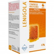 40 compresse masticabili gusto Arancia 40 g