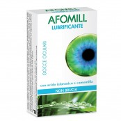 Gocce oculari lubrificanti e antirritanti monodose 10 pz x...