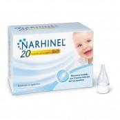 Ricambi usa e getta per aspiratore nasale Soft 20 pz.