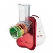 Tritatutto Fresh Express Plus rosso rubino DJ755G