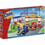 Playset Circuito F1