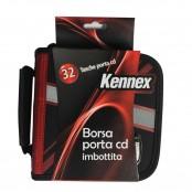 Borsa porta CD con 32 tasche WQF1232R4