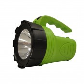 Torcia portatile Spotlight 1 LED BK10