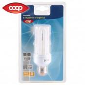 Lampada a risparmio energetico E27 1160 lm luce calda