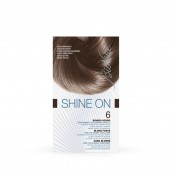 Trattamento colorante capelli SHINE ON Biondo scuro 6 125 ml