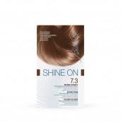 Trattamento colorante capelli SHINE ON Biondo dorato 7.3...