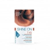 Trattamento colorante capelli SHINE ON HS Melograno 7.45...