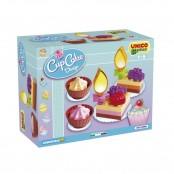 Costruzioni per cupcake e pasticcini 20 pz.